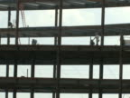 Construction Workers on Steel 1 video