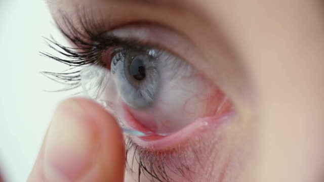 Contact Lens video