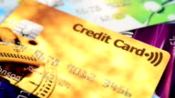 Contactless credit cards video