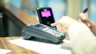 Contactless payment video