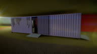 Container House video