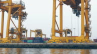 Container Port video