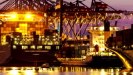 Container Terminal video