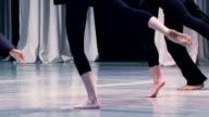 Contemporary choreography video