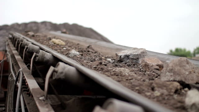 Conveyor at Mining Careers 07 video