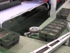 Conveyor belt PAL video