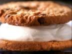 cookie and cream. galleta y crema video
