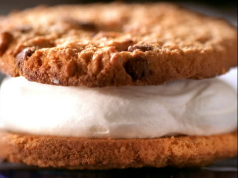 cookie and cream. galleta y crema video