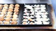 cooking Candy takoyaki video