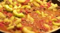 Cooking pan video