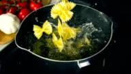 Cooking Pasta video