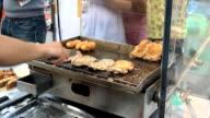 Cooking Steak video
