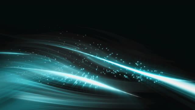 Cool Blue Background Loop video