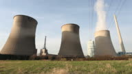 Cooling Towers - power plant video