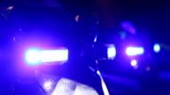 Cop Lights : hd video video