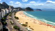 Copacabana, Rio de Janeiro, Brazil video