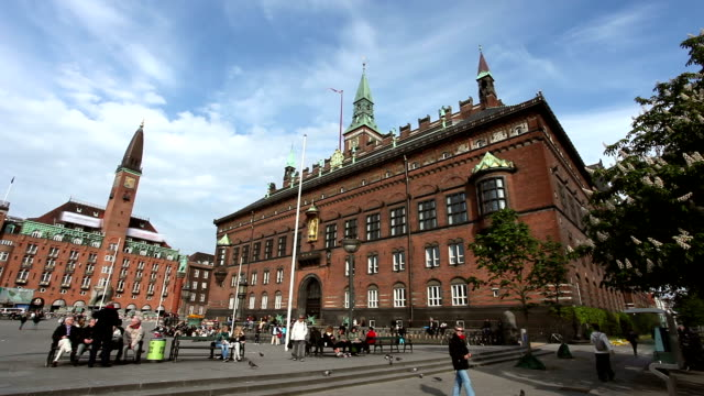 Copenhagen City Hall video