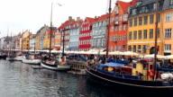 Copenhagen Nyhavn, Real Time video