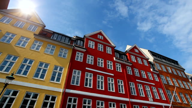 Copenhagen Nyhavn, Time Lapse video