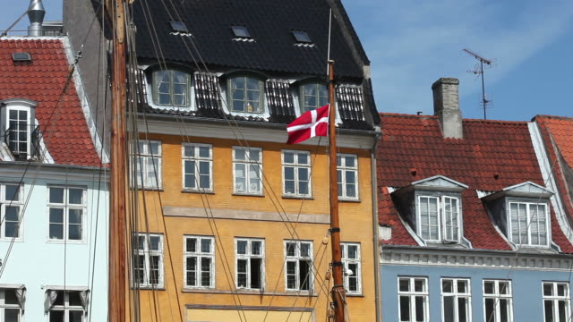 Copenhagen, Nyhavn video