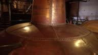 Copper brewery distillers video
