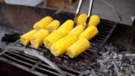 Corn on the grill video