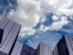 Corporate buildings video