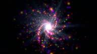 cosmos andromeda nebula video