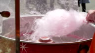 Cotton Candy on Stick video