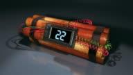 HD: Countdown Dynamite Bomb video