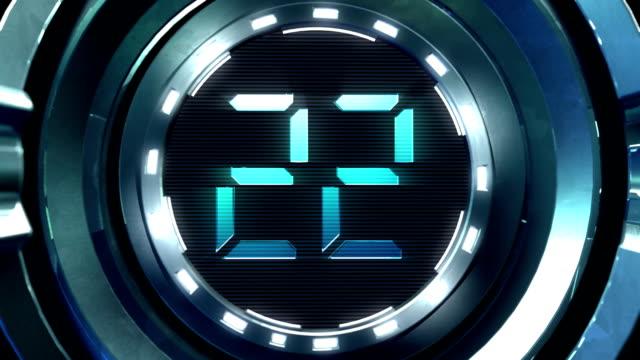 HD: Countdown On Steel Ball video