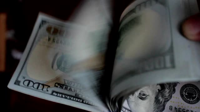 counting dollars video