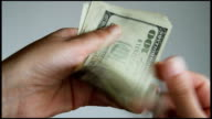 Counting Money video