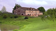 Country house in Italy video