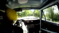 HD TIME LAPSE: Country Road Rally Racing video