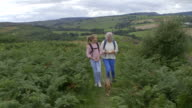 Country Walk with my Grandmother video