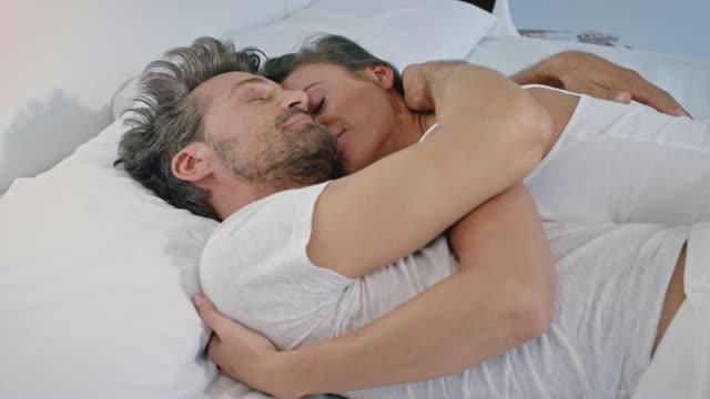 Couple awaking video