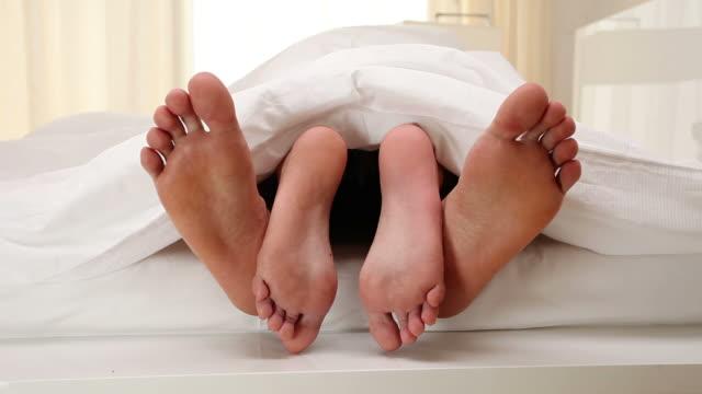 Couple feet video