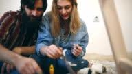 Couple fun video