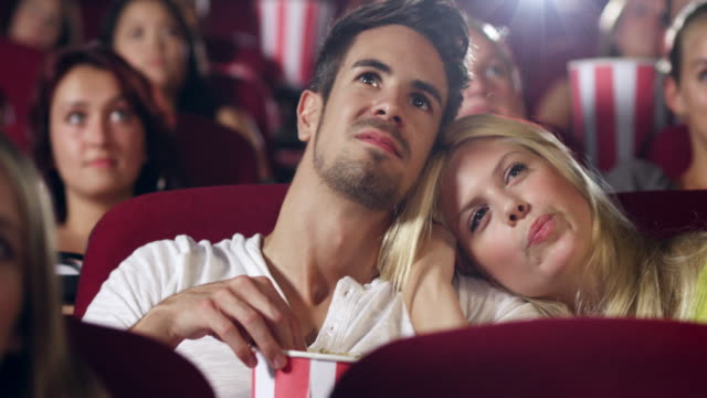 Couple in Cinema video