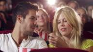 Couple in Cinema video
