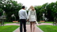 Couple in love video