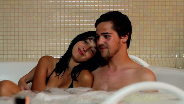 HD STOCK: Couple in love video