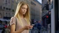 Couple in Paris video