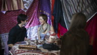 Couple is Upset by Fortuneteller video