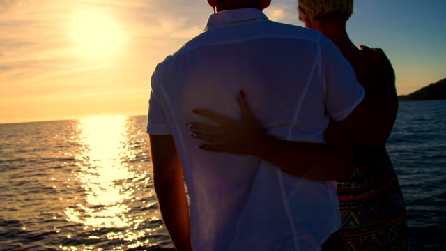 MS Couple On The Bow video