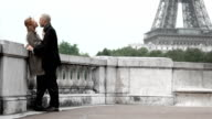 Couple Paris video