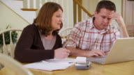 Couple upset about personal finances video