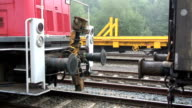 Coupling Trains video