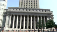 US Courthouse in New York City video